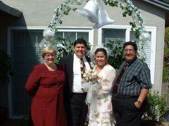 Sons wedding