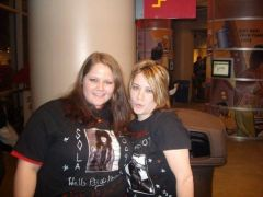 (Me on the right) Feb 2009