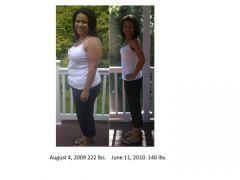 June 2010 140 lbs.