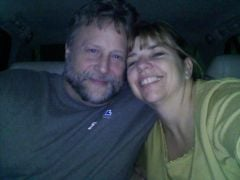 me and hubby 12/2010