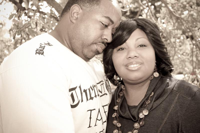 He loves me thru THICK & THINNER!