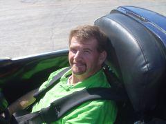 I love go-carts!