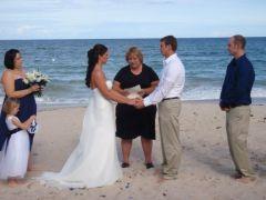 Roxanne Wedding 2009