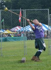 Scottish Hammer Throw (22 pounds)