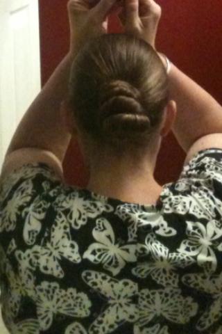 my hair 4 months #2