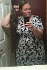 my hair 4 months #1