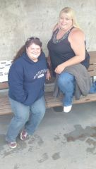 In the dug out at a Tacoma Raniers game