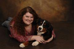 Me and my dog Raya 2008