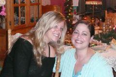 Meg and I