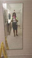 After...109 lbs lost. Size 10