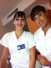 Nurses at Star Medica Hospital