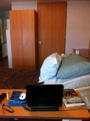 Room 304 at StarMedica Hospital