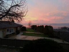 Dec sunrise