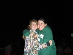 This was New Years 2009... yiiikes! I love that I can say I will never ever ever weigh this much again!