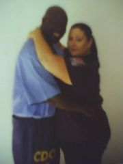 we've been 2gether through a lil too thick...lol...and now thin...he has ....does and will always love me no matter what....