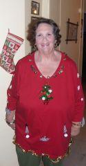 Christmas 2016 ugly sweater