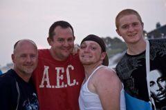Bobby, Trey, Tony, Ryan