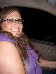 Yay! One of my first nights out with my friends after surgery, June 2008, down 20 pounds in this picture :) probably about 209
