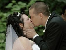 Best kiss of my life!