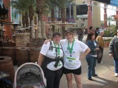 Me in Jan 2009 after 1/2 marathon with BF ~ 215