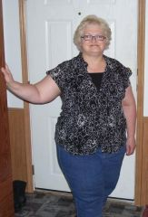 June 14, 2010 - 30 pounds down! 11 hours before banding!