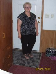 July 27 2010 6 weeks out - down 45 lbs total!