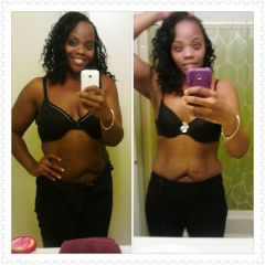 After Jillian Michaels 30 Day Shred