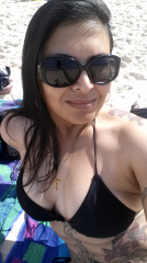 At the beach! Surfers Paradise, Queensland Aug 2013