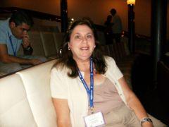 Cruise photo at a seminar