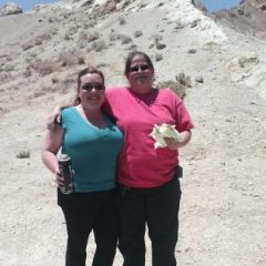 sophia And stacy May 2012
