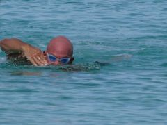 "Triathlon Training to ""peaking"""