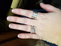 Changing Ring Fingers