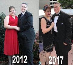2012 to 2017