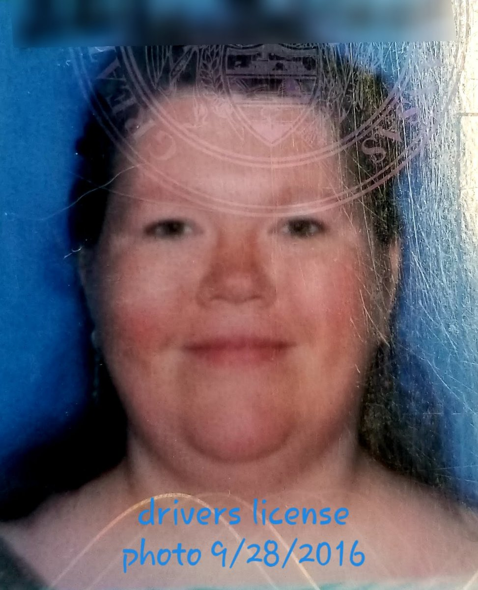 Driver's license photo 2016