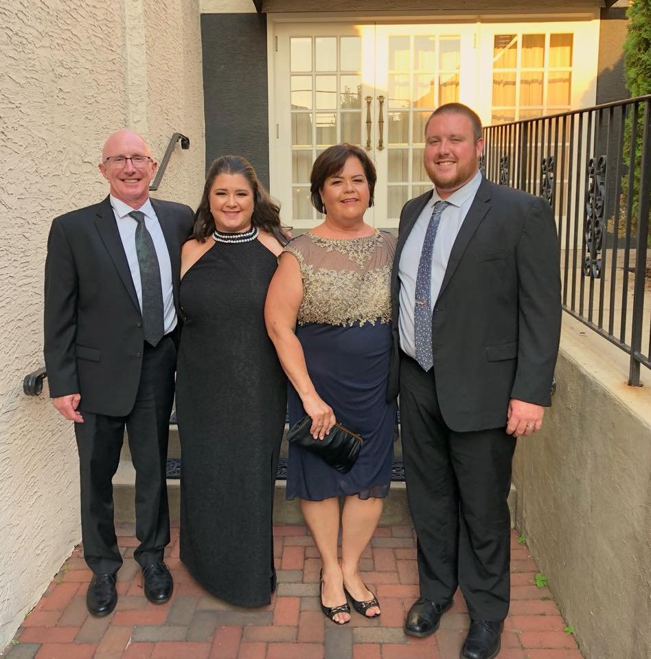 Wedding 10 weeks after surgery