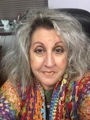 I wanted gray hair like my sisters.