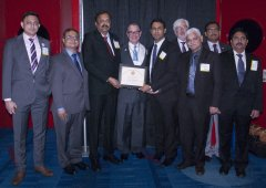 SAGES 2017 award for Best International Abstract at Houston , Texas , USA.jpg