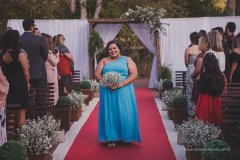 Bridesmaid at my best friend's wedding