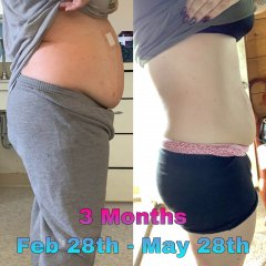 3 Months In! Feb 28th, 2019 - May 28th, 2019