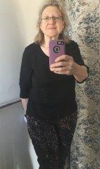 Lyda 6 months post-surgery